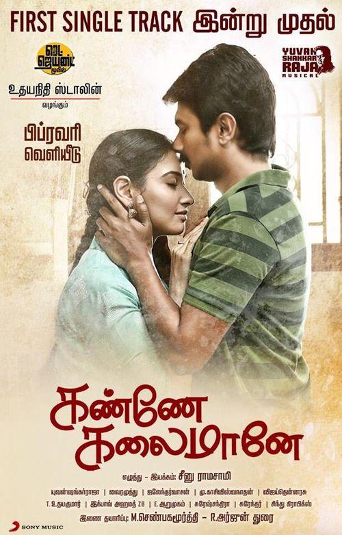 Hum Sanam Kanne (Kanne Kalaimane) 2020 Dual Audio 720p UNCUT HDRip [Hindi – Tamil] ESubs Free Download