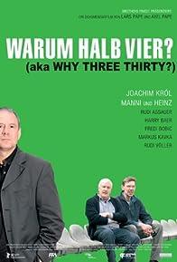 Primary photo for Warum halb vier?