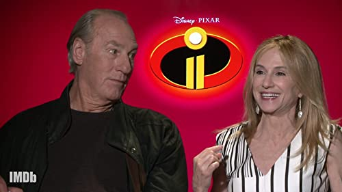 'Incredibles 2' Stars on Getting Back to Superhero Work