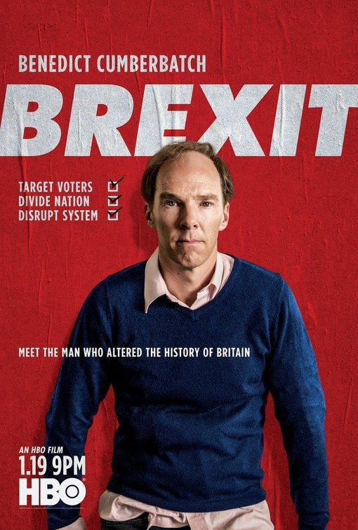 Benedict Cumberbatch in Brexit: The Uncivil War (2019)