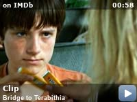 Grace Brannigan Bridge To Terabithia