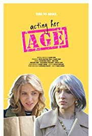 Acting Her Age Poster