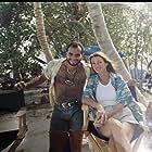 Jane Seymour and Jaime Irizarry in The New Swiss Family Robinson (1998)
