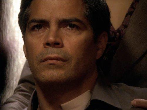Esai Morales in Caprica (2009)