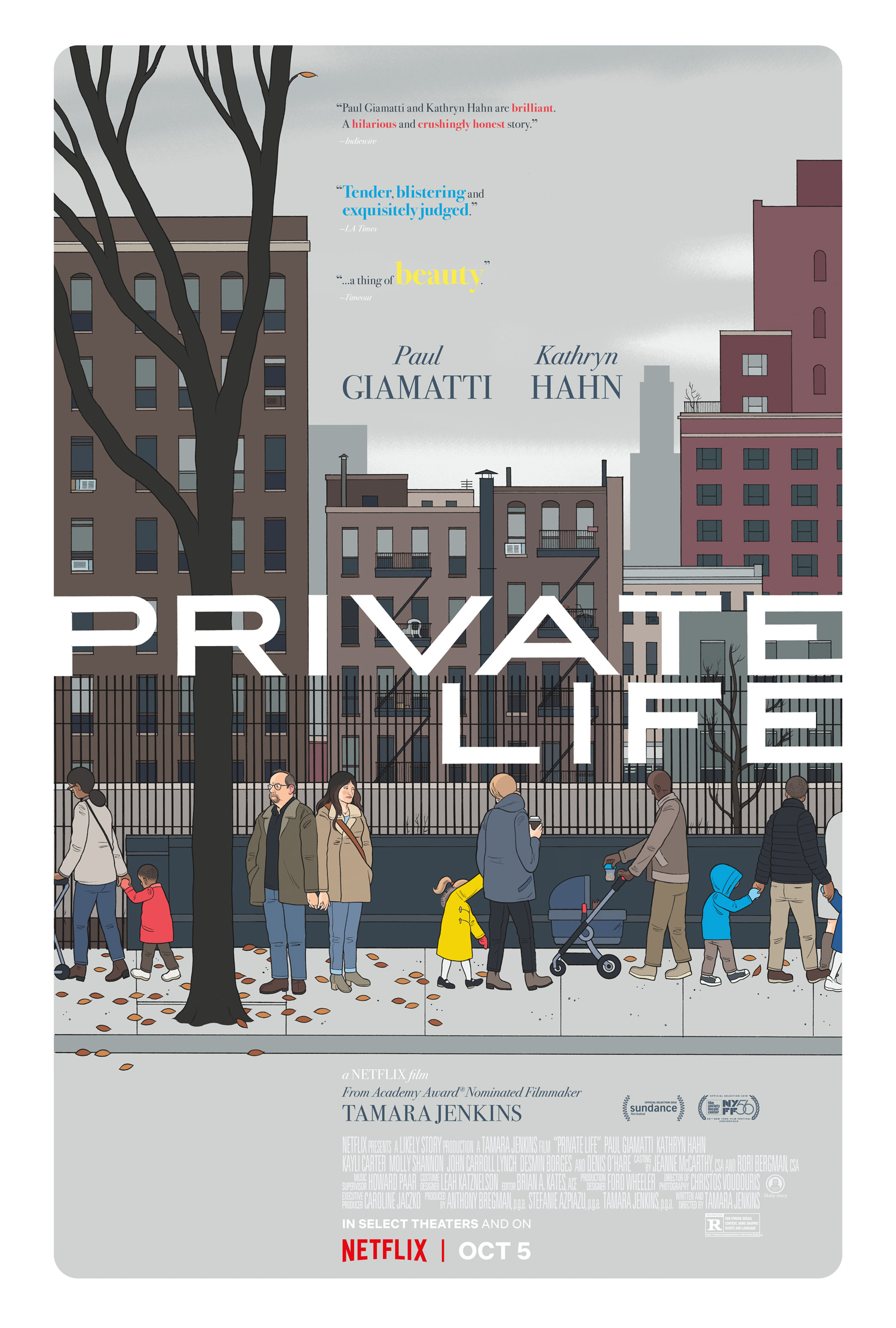 Image result for private life poster