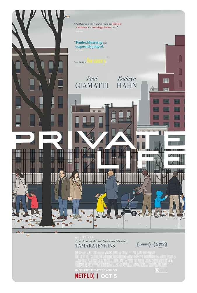 Private Life (2018)