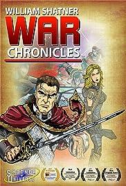 William Shatner War Chronicles: German Poster