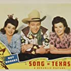 Roy Rogers, Arline Judge, and Sheila Ryan in Song of Texas (1943)