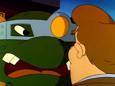 Slash: The Evil Turtle from Dimension X 720p