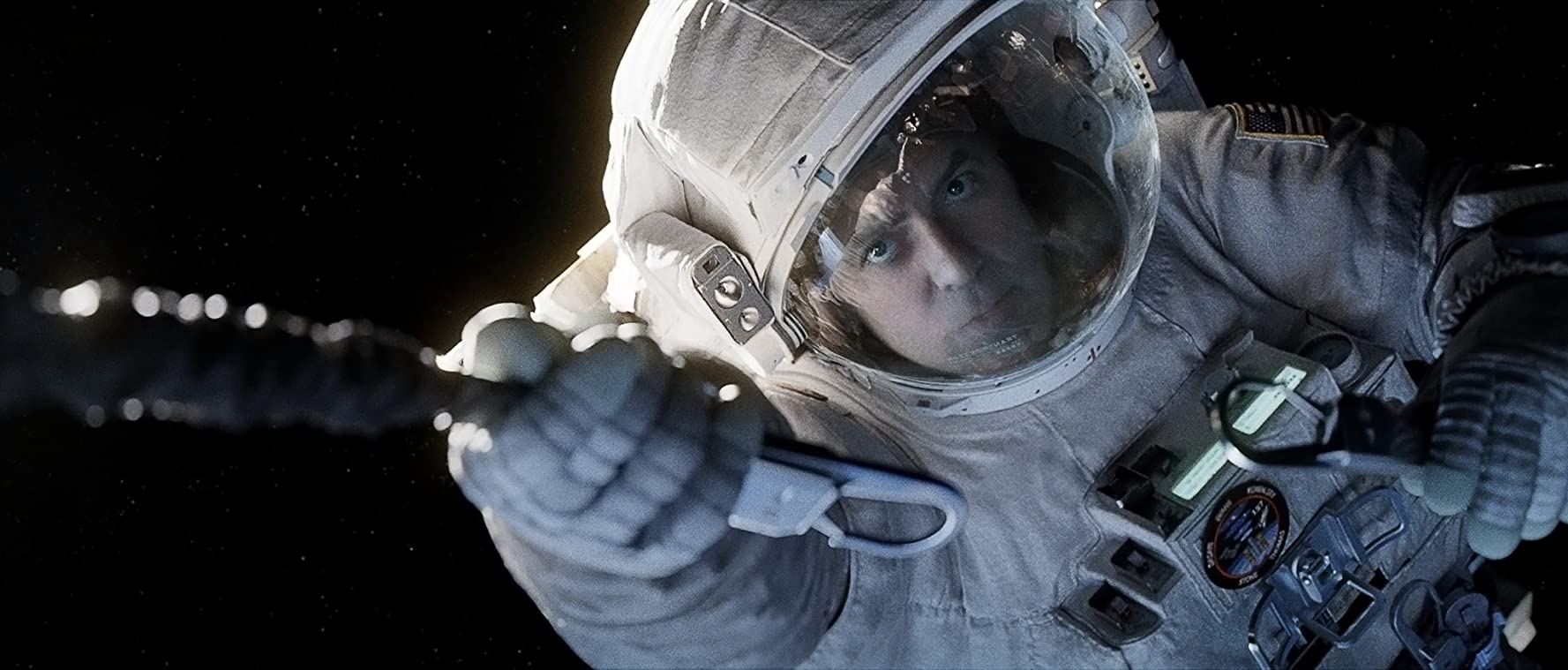 Film Gravity.