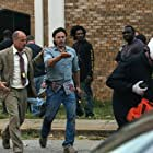 Woody Harrelson and Casey Affleck in Triple 9 (2016)