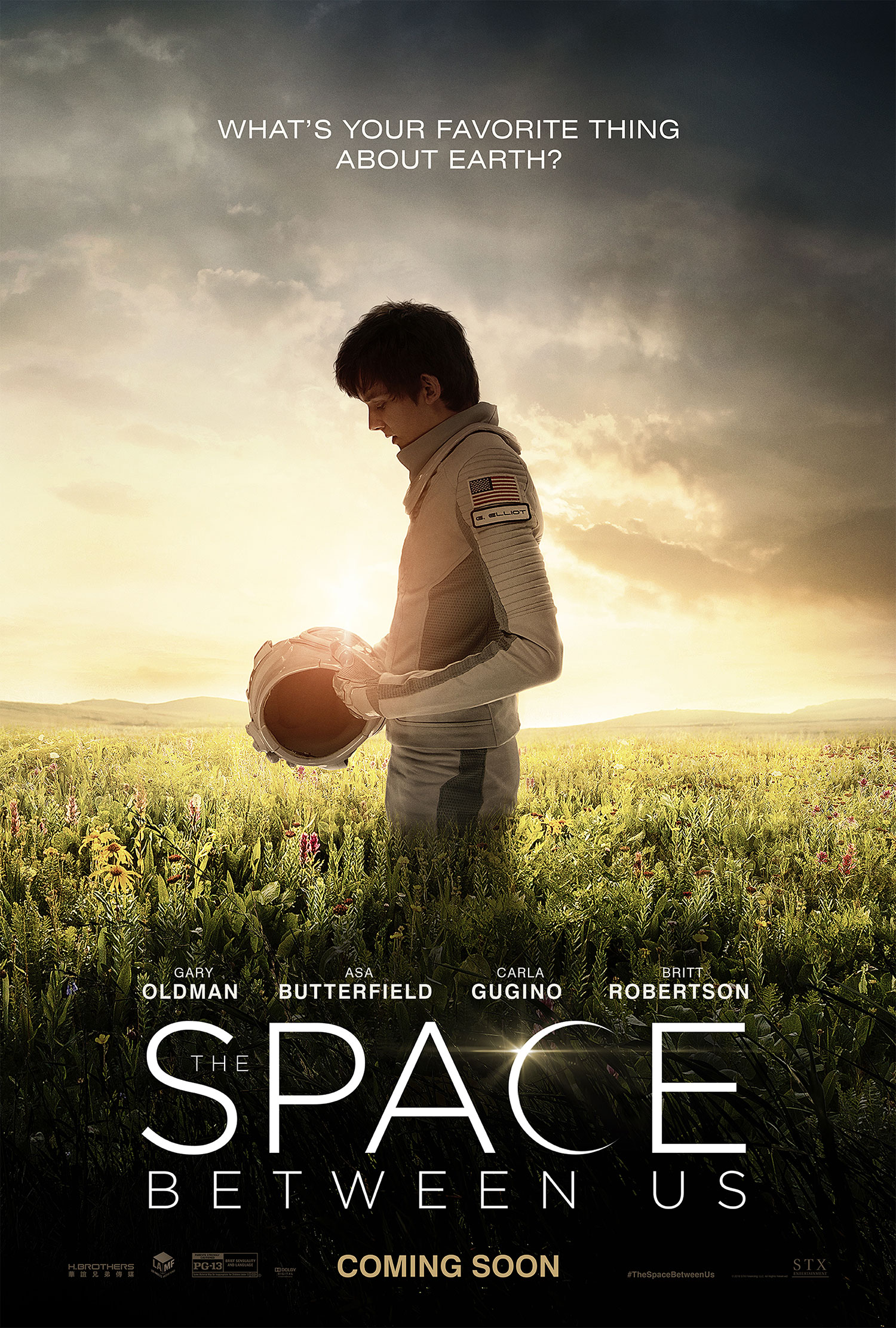 60b2969ecb The Space Between Us (2017) - IMDb