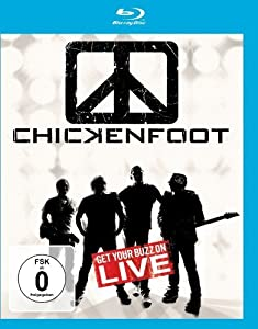 Watch all old movies Chickenfoot: Get Your Buzz on Live USA [2160p]