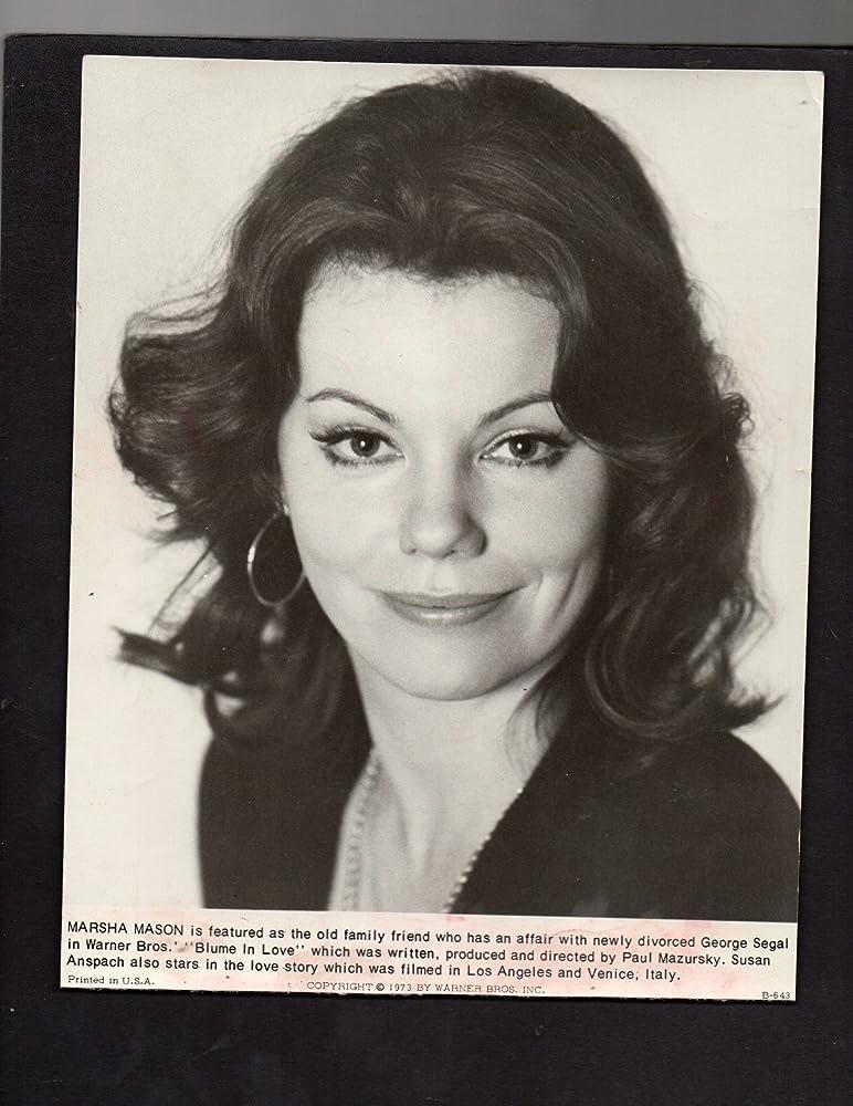 Marsha Mason actress
