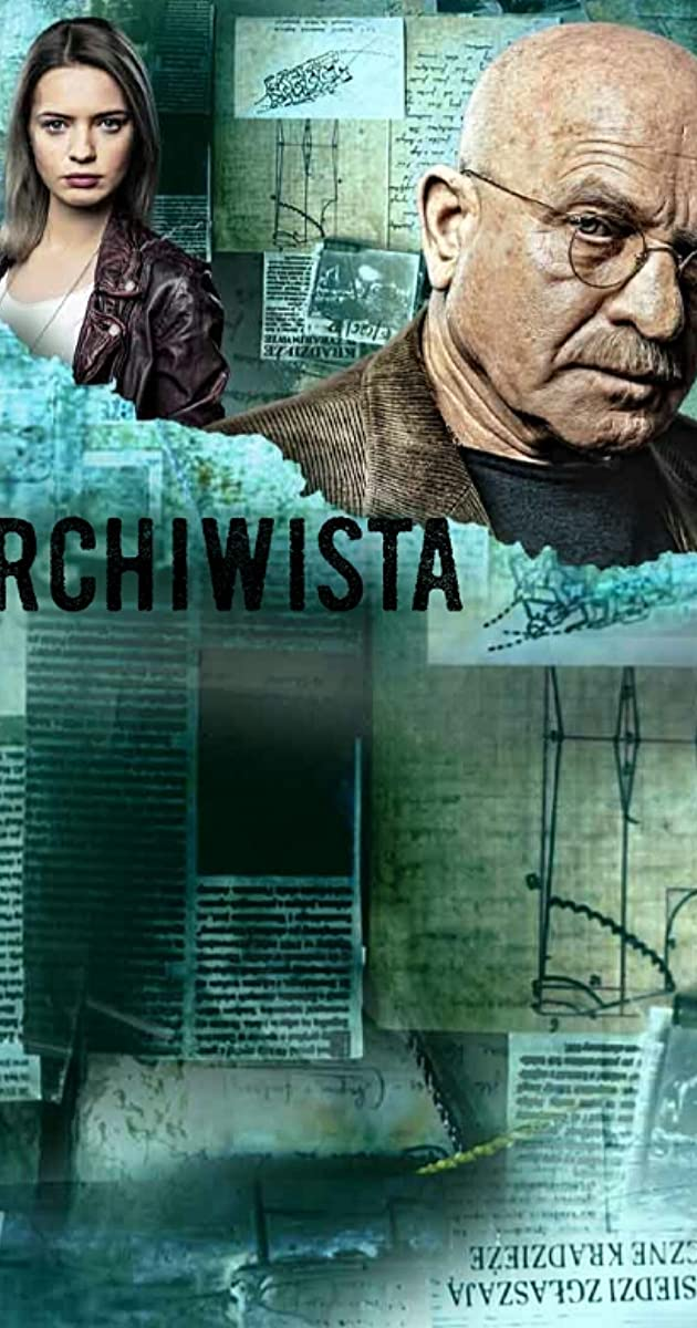 download scarica gratuito Archiwista o streaming Stagione 1 episodio completa in HD 720p 1080p con torrent
