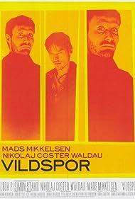 Nikolaj Coster-Waldau and Mads Mikkelsen in Vildspor (1998)