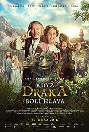 Kdyz draka boli hlava Poster