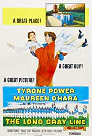 Watch Movie The Long Gray Line (1955)