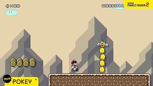 Super Mario Maker 2: A Legendary Update Trailer