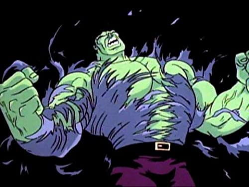 The Incredible Hulk (1996)