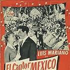 Annie Cordy and Luis Mariano in Le chanteur de Mexico (1956)