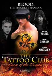The Tattoo Club Curse of the Dragon Poster