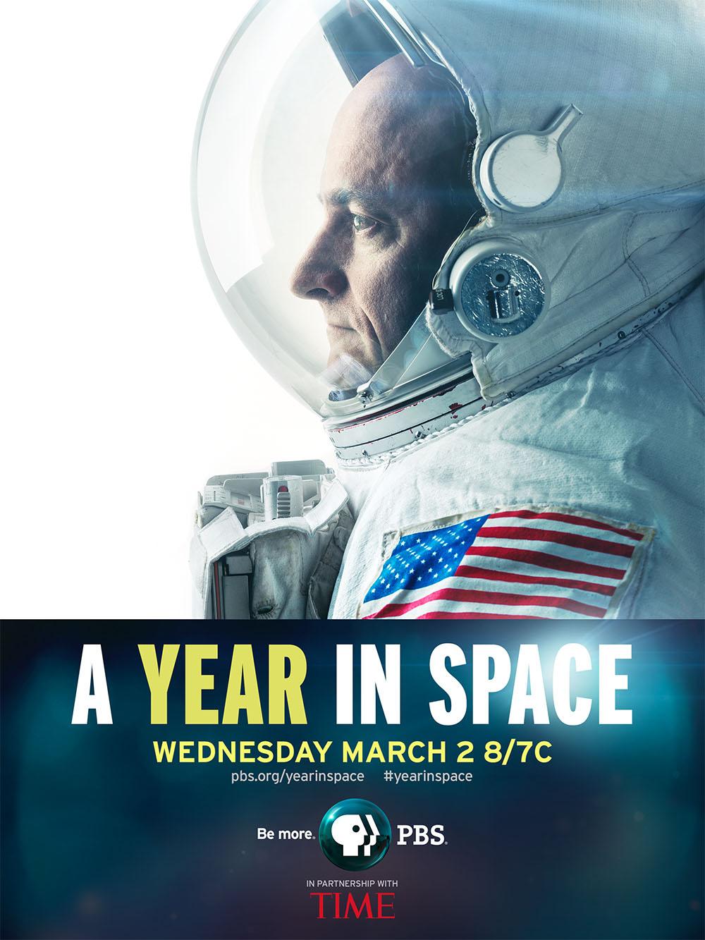 Metai Kosmose (1 Sezonas) / A Year in Space Season 1