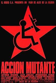 Primary photo for Acción mutante