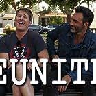 Kyle Howard, Jamie Kaler, Reid Scott, and Michael Bunin in Dads in Parks (2016)