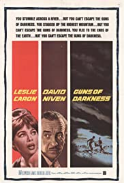 Guns of Darkness (1962) Poster - Movie Forum, Cast, Reviews