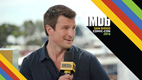 "WTF Is Nathan Fillion's ""Rookie"" Doing at Comic-Con?"