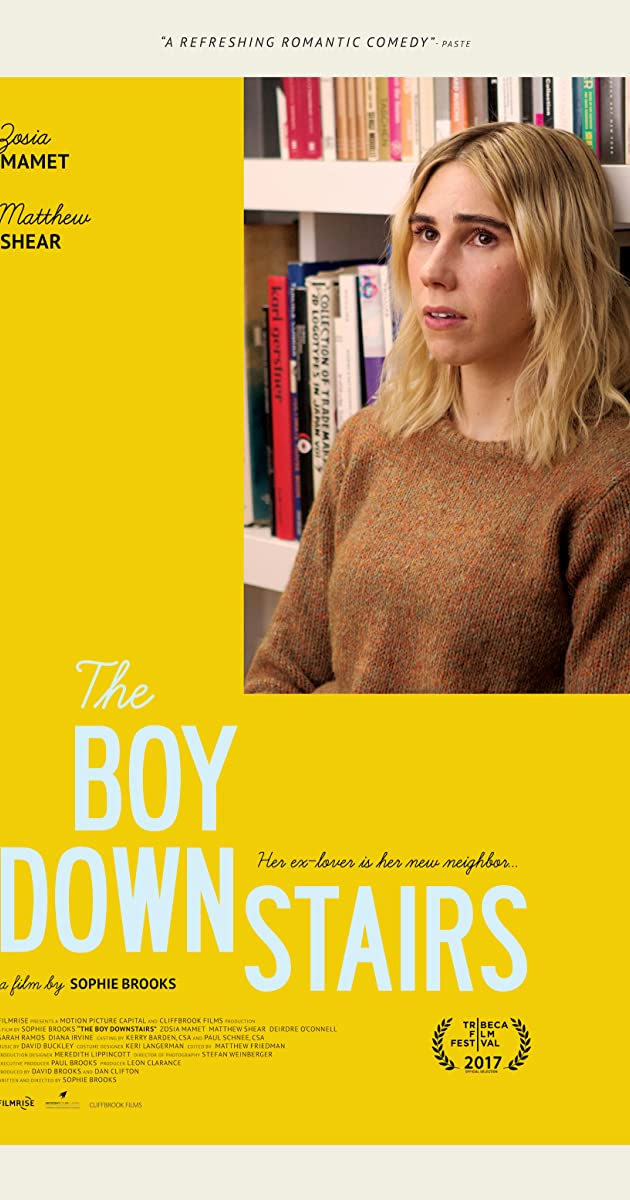 Subtitle of The Boy Downstairs