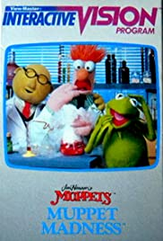 Muppet Madness Poster