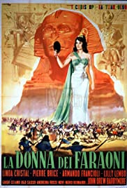 The Pharaohs' Woman Poster
