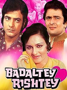 Nettsteder for å se på fullfilmer Badaltey Rishtey India (1978) [720x480] [480x800]