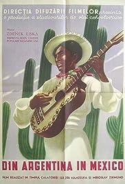 Z Argentiny do Mexika Poster