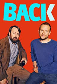 David Mitchell and Robert Webb in Back (2017)