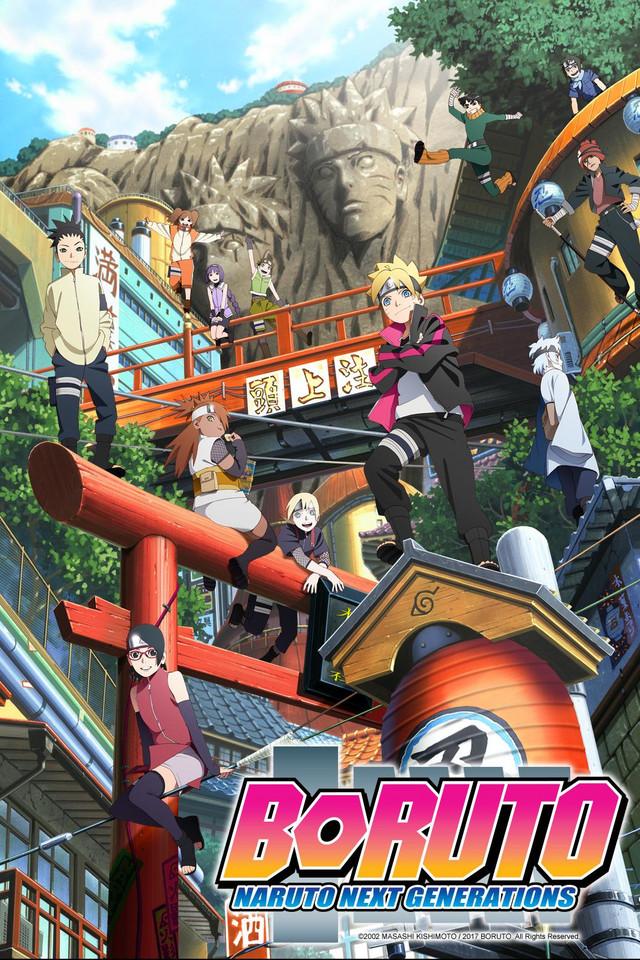 Boruto: Naruto Next Generations (TV Series 2017– ) - IMDb