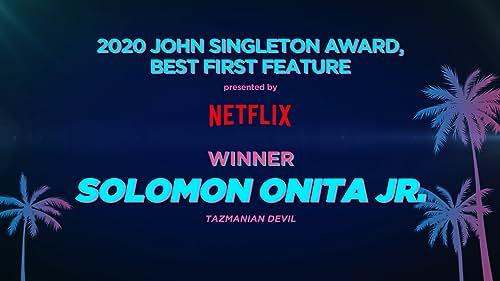 Solomon Onita Jr. Wins ABFF 2020 John Singleton Award for Best First Feature