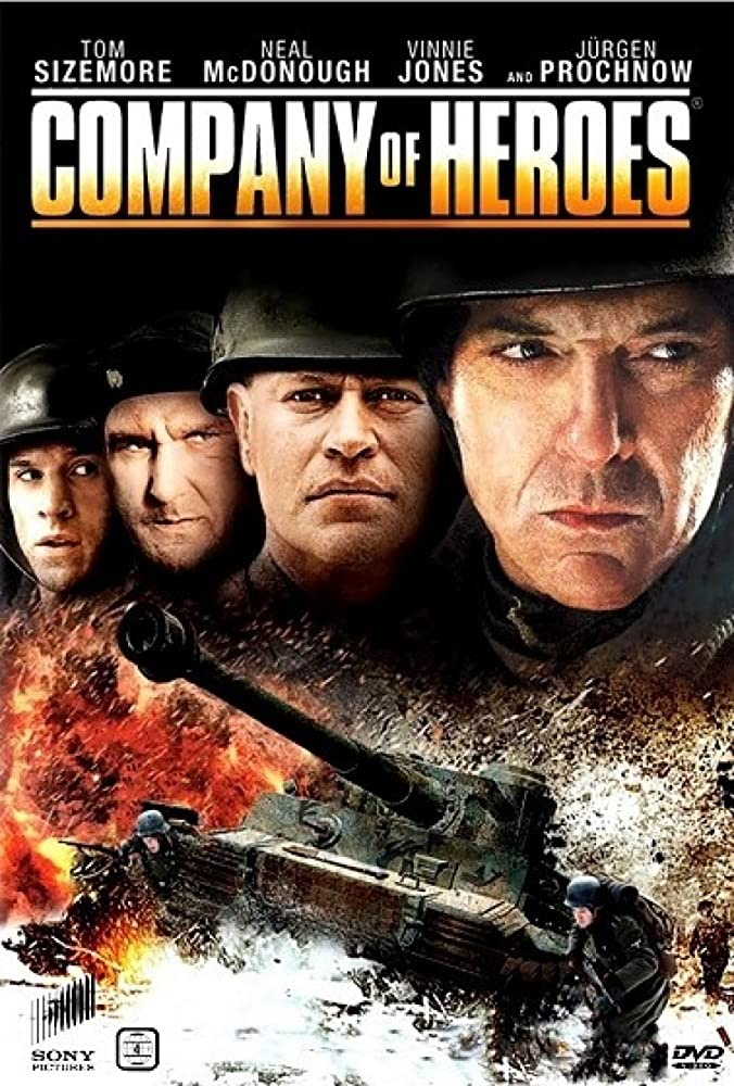 Company of Heroes (2013) Hindi Dubbed