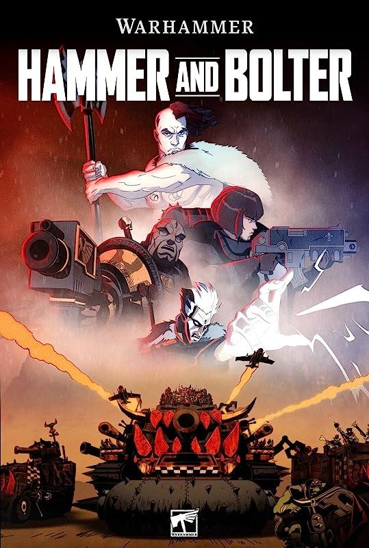 Молот и болтер / Hammer and Bolter / 2021