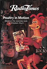 Poultry in Motion: The Making of 'Chicken Run' Poster