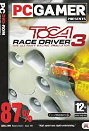 ToCA Race Driver 3 Poster