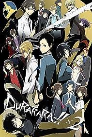 Durarara!!x2 (2015) Poster - TV Show Forum, Cast, Reviews