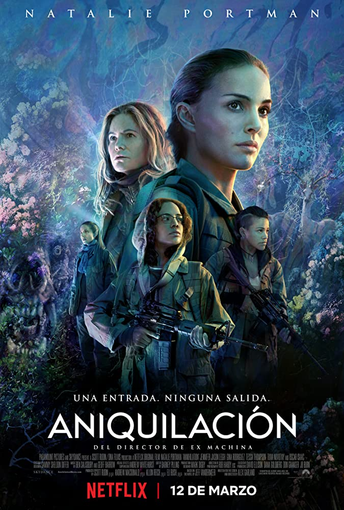 Annihilation (2018) Subtitle Indonesia
