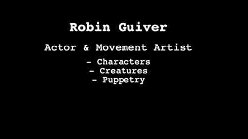 Robin Guiver Movement & Puppetry Reel