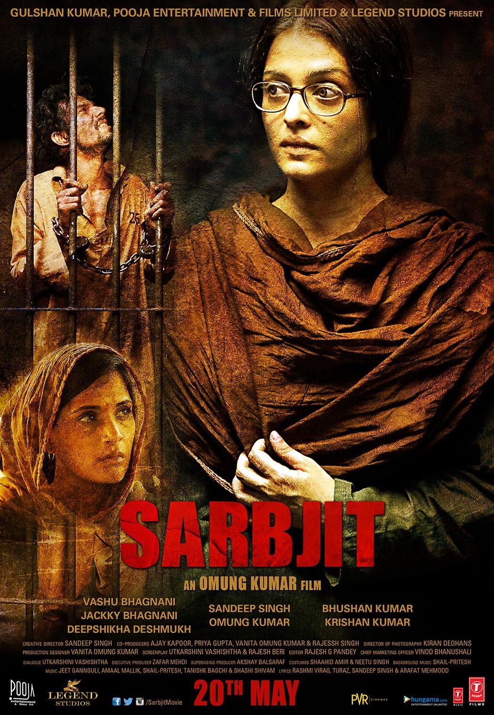 Sarbjit (2016) Hindi AMZN WEB-DL x264 AAC ESUB