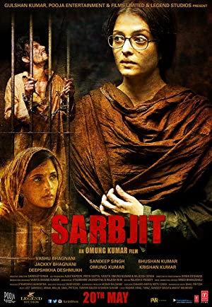 Download Sarbjit (2016) Hindi Movie 720p | 480p BluRay 1.2GB | 300MB