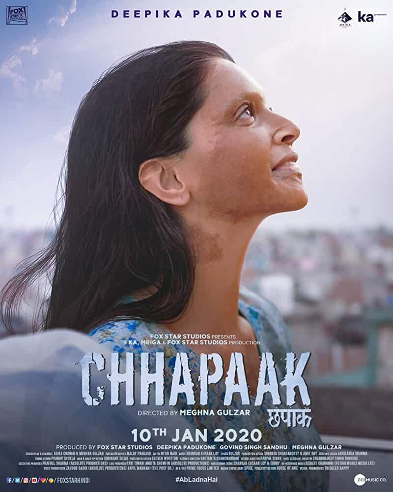 Download Chhapaak Hindi Full Movie In 1080p | 720p | 480p