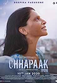 Chhapaak (2020) HDRip Hindi Movie Watch Online Free